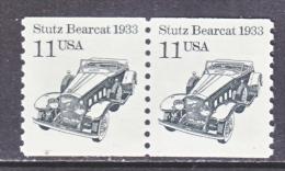 U.S. 2131 X 2   **   STUTZ   BEARCAT - United States