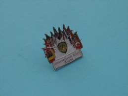 INTERNATIONAL CLUB SHAPE / Euridis Benelux 071/304318 ( For Grade, Please See Photo ) !! - Jetons & Médailles