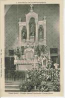 26  ROMANS  Couvent De Sainte Marthe  Chapelle  Grand Autel - Romans Sur Isere