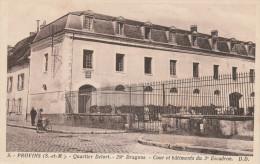 CPA - CASERNE - 77 -  PROVINS  - 140 - Kazerne