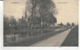Champvert, Bords Du Canal - France