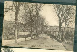n�851 - ARGENTON CHATEAU - La Route au Bas Bourg   - rav01