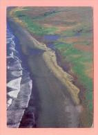 CPM  FRANCE  984  ~   CAP RATMANOFF  ~  Manchots Royaux 65.000 Individus  ( Fatras / Laboureur & Cie 1983 ) - TAAF : Terres Australes Antarctiques Françaises