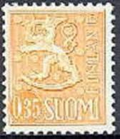 Finland 1974 0.35 Wapen Geel PF-MNH-NEUF - Finland