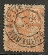 Timbres - France - 1900-1901 - 15 C. - N° 117 -