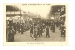 -Foire Internationale De Lyon-Le Groupe D'Agriculture-(A.7192) - Zonder Classificatie