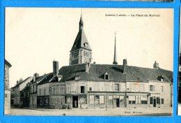 Madd461, Lorris, Place Du Martroi, Circulée Sous Enveloppe - Other Municipalities