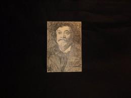 Carte De Clovis Hugues , Poète Marseillais  . Illustrée Par Orens. Avant 1903. Voir .2 Scans - Ohne Zuordnung