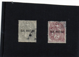 B - Ile Rouad - Occupazione Francese