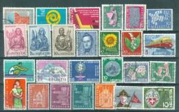HELVETIA - Sélection Nr 294 - Gest./obl. - Cote 13,50 € - Collections