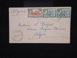 GRANDE BRETAGNE - ILES SALOMON - Enveloppe De Auki Pour Alger - Affr. Plaisant - à Voir - Lot P8055 - British Solomon Islands (...-1978)