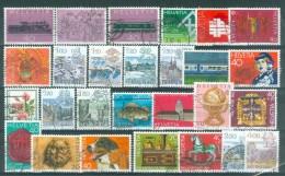 HELVETIA - Sélection Nr 305 - Gest./obl. - Cote 11,40 € - Collections