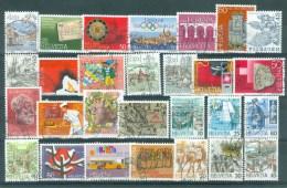 HELVETIA - Sélection Nr 306 - Gest./obl. - Cote 19,00 € - Collections