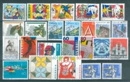 HELVETIA - Sélection Nr 309 - Gest./obl. - Cote 32,00 € - Collections