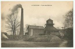 La Machine (58.Nièvre) Puits Des Glénons - La Machine