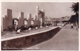 Cpsm Royan Boulevard Botton Le Nouvel Etablissement De Bains - Rohan