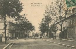La Machine (58.Nièvre) Grande Rue Vers 1907 - La Machine