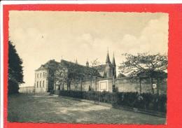 59 GODEWAERSVELDE Cpsm Entrée Monastere Memorial Canadien        2 Helio Loraine - France