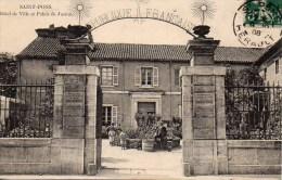 34 SAINT-PONS  Hôtel De Ville Et Palais De Justice - Saint-Pons-de-Mauchiens