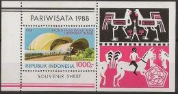 INDONESIA Tourism - Indonesien
