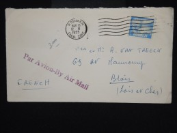 ETATS UNIS - CANAL ZONE - Enveloppe De Rodman Pour La France En 1955 - à Voir - Lot P8070 - Canal Zone