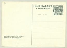 Nederlands Indië - 1942 - 3,5 Cent Dai Nippon Briefkaart Op Wit Karton - Potloodtekening Op Az !See Backside! - Nederlands-Indië
