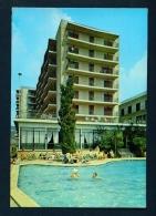SPAIN  -  Malgrat De Mar  Hotel Triton  Used Postcard As Scans - Other