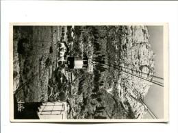 CP - VEYRIER (74) LE TELEFERIQUE AU DEPART DE VEYRIER - Veyrier