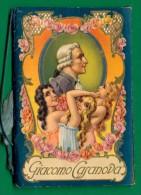 PICCOLO CALENDARIO GIACOMO CANOVA CROMOLITOGRAFICO 1939 - Calendari