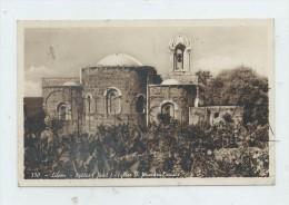 Byblos (Liban) : Eglise Saint-Jean Des Croisés  En 1950  PF. - Libanon