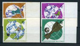 CONGO ( POSTE ) :  Y&T  N°  629/632  N D  TIMBRES  NEUFS   SANS  TRACE  DE  CHARNIERE , A  VOIR . - République Démocratique Du Congo (1997 -...)