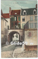 CASSEL - Porte De Bergues (animée Colorisée) - N° 42 - Cassel
