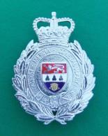 Insigne Métallique West Mercia Constabulary Police - Policia