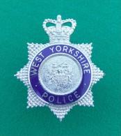 Insigne Métallique West Yorkshire Police - Police & Gendarmerie