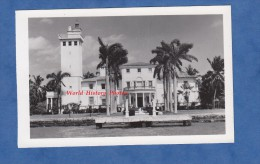 Photo Ancienne Snapshot - MIAMI BEACH , Florida - Home Of The Late Carl Graham Fisher Pioneer & Developer Of Miami - Places