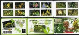 France, Carnet BC 686, N° 686 à 697 Xx, Autocollant, Année 2012 - Carnets