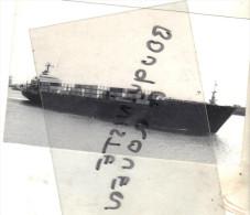 "photo bateau navire identifi� "" MOSEL EXPRESS  "" HAPAG LLOYD A G RFA TRANSPORT MARITIME LE HAVRE 1974"