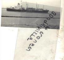 "photo bateau navire identifi� "" HOECHST  "" HAPAG LLOYD A G RFA TRANSPORT MARITIME HAMBOURG AMERIKA LINE"