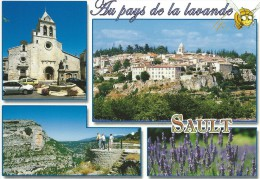 Sault Views. Vaucluse - France.  # 04498 - France