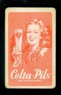 Speelkaart ( 959 ) Dos D´ Une Carte à Jouer - Bier Bière Bieren Bières Brasserie Brouwerij - Meiresonne Gent  Gand - Barajas De Naipe
