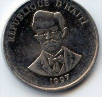 Haiti 5 Centimes 1997 - Haïti
