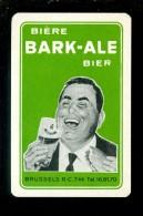 Speelkaart ( 994 ) Dos D´ Une Carte à Jouer - Bier Bière Bieren Bières Brasserie Brouwerij - BARK - ALE - Barajas De Naipe
