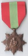 MEDAILLE DE LA FAMILLE FRANCAISE Ministère De La Santé Publique , Graveur DESCHAMPS - Army & War
