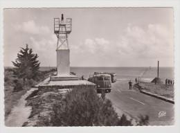 CPSM - ILE De NOIRMOUTIER (85 - Vendée) - Le Passage Du Gois à Marée Montante / Autobus / Photo - Noirmoutier