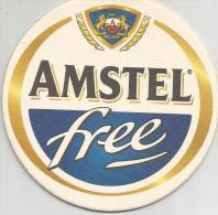 SOUS-BOCK (BEER CERVEZA BIRRA BIER) - AMSTEL FREE. - Sous-bocks