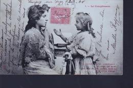 LE COMPLIMENT - Groupes D'enfants & Familles