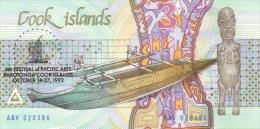 COOK ISLANDS  P. 6 3 D 1992 UNC - Islas Cook