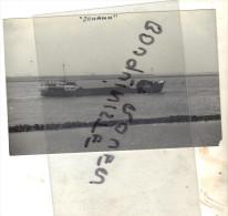 """photo bateau navire identifi� """" JOHANN """" allemagne siegfried bernhard bojen 1948 bodewes skeeps"""