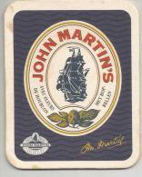 SOUS-BOCK (BEER CERVEZA BIRRA BIER) - JOHN MARTIN'S. - Sous-bocks