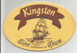 SOUS-BOCK (BEER CERVEZA BIRRA BIER) - KINGSTON. - Beer Mats